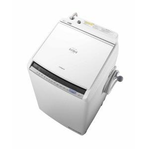【代引不可】日立 洗濯機 ビートウォッシュ BW-DV80C(W) [ホワイト] [洗濯機スタイル:洗濯乾燥機 開閉タイプ:上開き 洗濯容量:8kg 乾燥容量:4.5kg] 【】 【人気】 【売れ筋】【価格】【半端ないって】