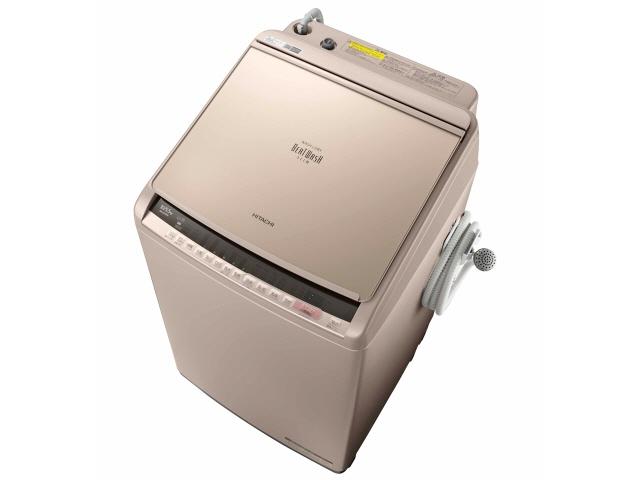 【代引不可】日立 洗濯機 ビートウォッシュ BW-DV100C [洗濯機スタイル:洗濯乾燥機 開閉タイプ:上開き 洗濯容量:10kg 乾燥容量:5.5kg] 【】 【人気】 【売れ筋】【価格】