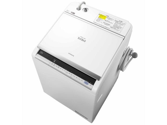 【代引不可】日立 洗濯機 ビートウォッシュ BW-DV120C(W) [ホワイト] [洗濯機スタイル:洗濯乾燥機 開閉タイプ:上開き 洗濯容量:12kg 乾燥容量:6kg] 【】 【人気】 【売れ筋】【価格】【半端ないって】