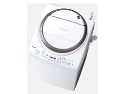 【代引不可】東芝 洗濯機 ZABOON AW-8V7 [洗濯機スタイル:洗濯乾燥機 開閉タイプ:上開き 洗濯容量:8kg 乾燥容量:4.5kg] 【】 【人気】 【売れ筋】【価格】
