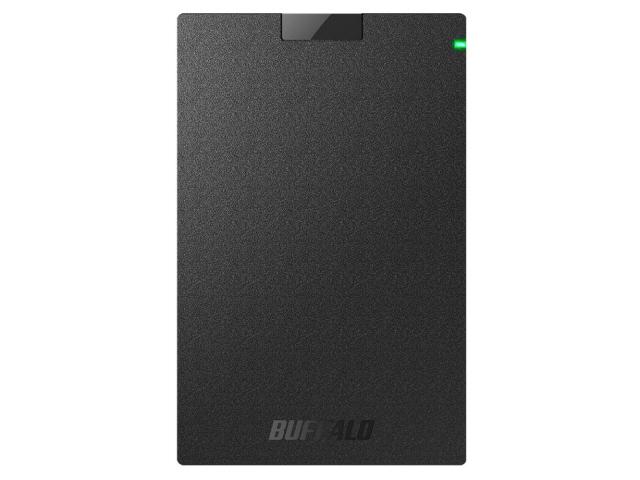 【キャッシュレス 5% 還元】 バッファロー 外付け ハードディスク MiniStation HD-PCG2.0U3-GBA [ブラック] [容量:2TB インターフェース:USB3.1 Gen1(USB3.0)] 【】 【人気】 【売れ筋】【価格】