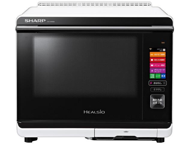シャープ 電子オーブンレンジ ヘルシオ AX-XW500-W [ホワイト系] [タイプ:電子オーブンレンジ 庫内容量:30L 最大レンジ出力:1000W] 【】 【人気】 【売れ筋】【価格】【半端ないって】