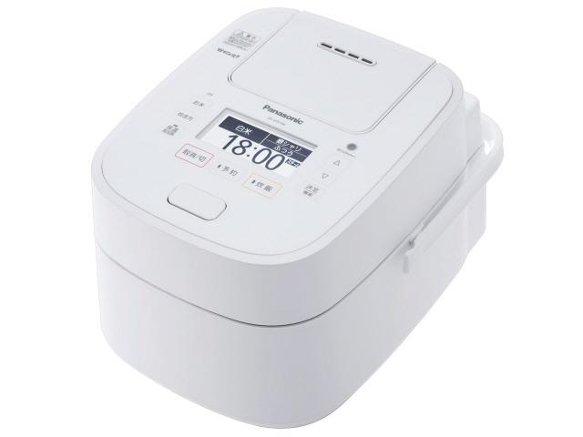 パナソニック 炊飯器 Wおどり炊き SR-VSX108-W [ホワイト] 【】【人気】【売れ筋】【価格】
