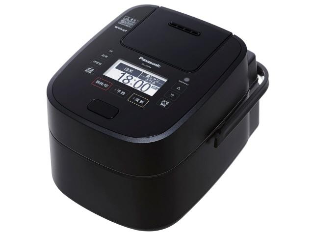 パナソニック 炊飯器 Wおどり炊き SR-VSX108-K [ブラック] 【】 【人気】 【売れ筋】【価格】【半端ないって】