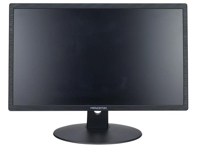 プリンストン 液晶モニタ・液晶ディスプレイ HTBNE-22W [21.5インチ ブラック] [モニタサイズ:21.5インチ モニタタイプ:ワイド 解像度(規格):フルHD(1920x1080) 入力端子:D-Subx1/HDMIx2]