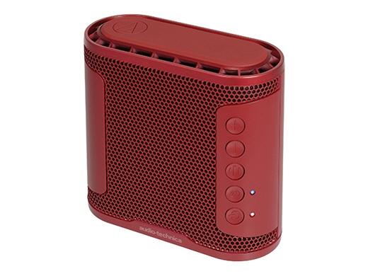 【代引不可】オーディオテクニカ Bluetoothスピーカー SOLID BASS AT-SBS50BT RD [レッド] [Bluetooth:○ 駆動時間:連続通信(音楽再生時):最大約10時間] 【】 【人気】 【売れ筋】【価格】【半端ないって】