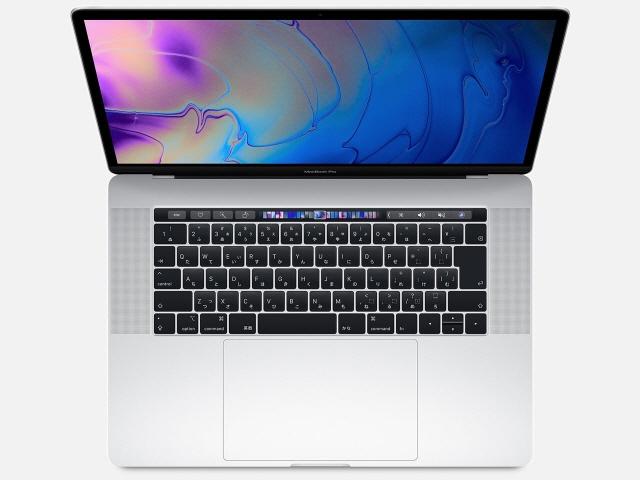 APPLE Mac ノート MacBook Pro Retinaディスプレイ 2600/15.4 MR972J/A [シルバー] [液晶サイズ:15.4インチ CPU:Core i7/2.6GHz/6コア ストレージ容量:SSD:512GB メモリ容量:16GB] 【】【人気】【売れ筋】【価格】