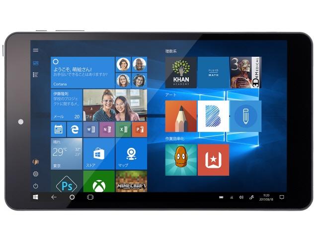 マウスコンピューター タブレットPC(端末)・PDA WN803 [OS種類:Windows 10 Home 32bit 画面サイズ:8インチ CPU:Atom x5-Z8350/1.44GHz 記憶容量:32GB] 【】【人気】【売れ筋】【価格】
