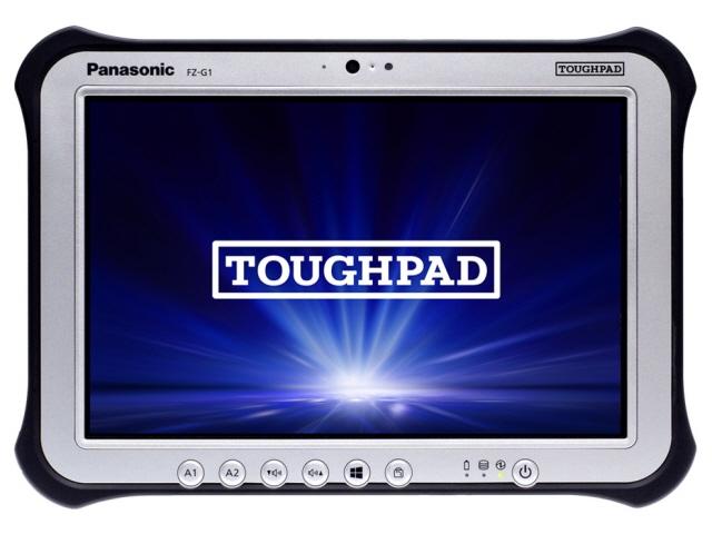 パナソニック タブレットPC(端末)・PDA TOUGHPAD FZ-G1W3001VJ SIMフリー [OS種類:Windows 10 Pro 64bit 画面サイズ:10.1インチ CPU:Core i5 7300U/2.6GHz 記憶容量:128GB] 【】【人気】【売れ筋】【価格】