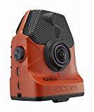 ZOOM ビデオカメラ Handy Video Recorder Q2n/R [レッド] [タイプ:ハンディカメラ 画質:フルハイビジョン 撮影時間:120分 本体重量:92g 撮像素子:CMOS 1/3型] 【】【人気】【売れ筋】【価格】