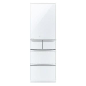 【代引不可】三菱電機 冷凍冷蔵庫 置けるスマート大容量 Bシリーズ MR-B46D-W [クリスタルピュアホワイト] 【】 【人気】 【売れ筋】【価格】