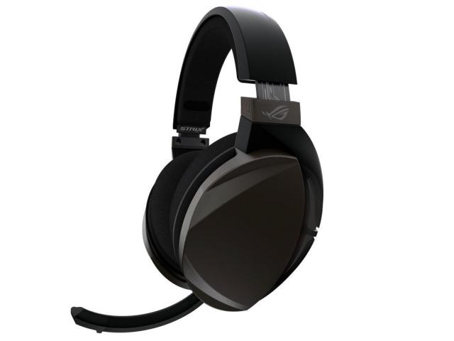 ASUS ヘッドセット ROG Strix Fusion Wireless [ヘッドホンタイプ:オーバーヘッド 片耳用/両耳用:両耳用] 【】【人気】【売れ筋】【価格】
