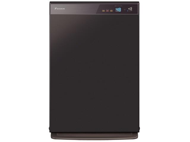 ダイキン 空気清浄機 MCK70V-T [ビターブラウン] [タイプ:加湿空気清浄機 最大適用床面積:31畳 フィルター寿命:10年 PM2.5対応:○] 【】【人気】【売れ筋】【価格】