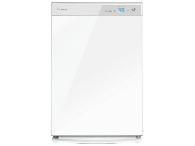 ダイキン 空気清浄機 MCK70V-W [ホワイト] [タイプ:加湿空気清浄機 最大適用床面積:31畳 フィルター寿命:10年 PM2.5対応:○] 【】【人気】【売れ筋】【価格】