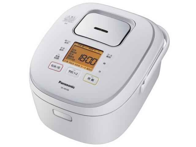 パナソニック 炊飯器 SR-HB108-W [ホワイト] 【】 【人気】 【売れ筋】【価格】