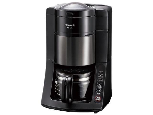 【キャッシュレス 5% 還元】 パナソニック コーヒーメーカー NC-A57 [容量:5杯 フィルター:紙フィルター コーヒー:○] 【】 【人気】 【売れ筋】【価格】