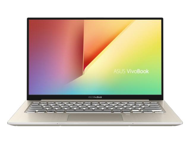 ASUS ノートパソコン ASUS VivoBook S13 S330UA S330UA-8130GL [アイシクルゴールド] [液晶サイズ:13.3インチ CPU:Core i3 8130U(Kaby Lake)/2.2GHz/2コア CPUスコア:5069 ストレージ容量:SSD:128GB メモリ容量:4GB OS:Windows 10 Home 64bit]