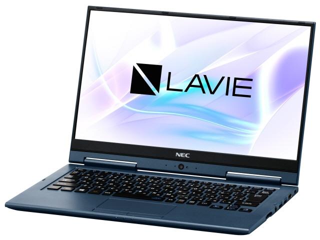 【キャッシュレス 5% 還元】 NEC ノートパソコン LAVIE Hybrid ZERO HZ500/LAL PC-HZ500LAL [インディゴブルー] 【】 【人気】 【売れ筋】【価格】