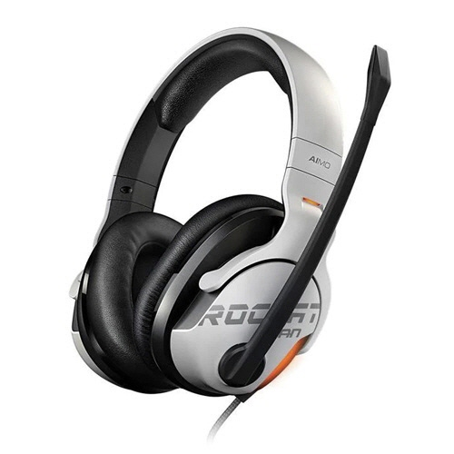 【キャッシュレス 5% 還元】 ROCCAT ヘッドセット ROCCAT Khan AIMO ROC-14-801-AS [ホワイト] [ヘッドホンタイプ:オーバーヘッド プラグ形状:USB 装着タイプ:両耳用] 【】 【人気】 【売れ筋】【価格】