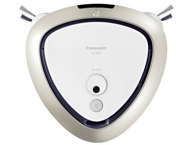 【キャッシュレス 5% 還元】 パナソニック 掃除機 RULO MC-RS810 [タイプ:ロボット 集じん容積:0.25L 最大稼働面積:120畳 アプリ連携:○] 【】 【人気】 【売れ筋】【価格】