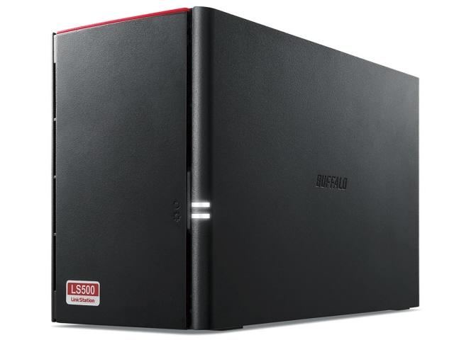 【キャッシュレス 5% 還元】 バッファロー NAS LinkStation LS520D0202G [ドライブベイ数:HDDx2 容量:HDD:2TB DLNA:○] 【】 【人気】 【売れ筋】【価格】