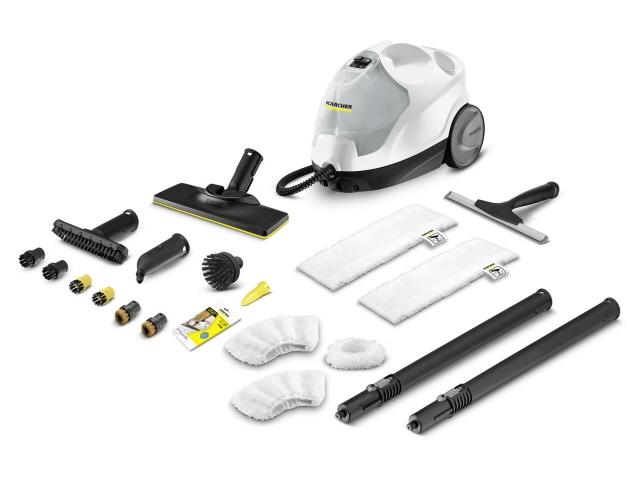 ケルヒャー 掃除機 SC 4 EasyFix プレミアム [タイプ:スチームクリーナー/キャニスター] 【】【人気】【売れ筋】【価格】