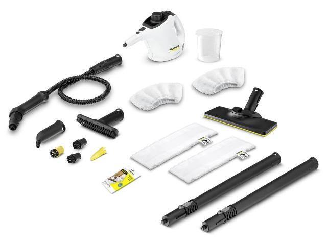 ケルヒャー 掃除機 SC 1 EasyFix プレミアム [タイプ:スチームクリーナー/ハンディ/スティック] 【】 【人気】 【売れ筋】【価格】