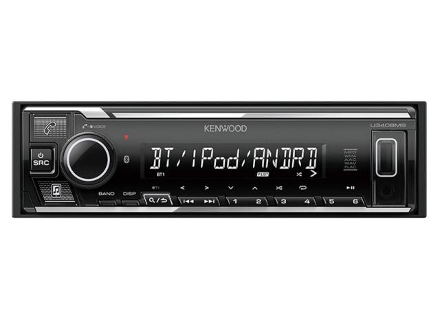 【キャッシュレス 5% 還元】 ケンウッド カーオーディオ U340BMS [タイプ:プレーヤー Bluetooth:Bluetooth 3.0 最大出力:50Wx4] 【】 【人気】 【売れ筋】【価格】