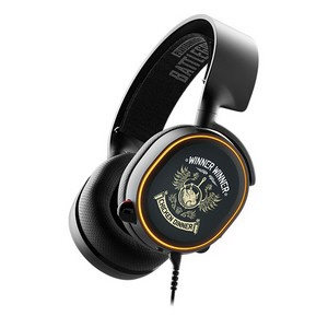 steelseries ヘッドセット Arctis 5 PUBG Edition [ヘッドホンタイプ:オーバーヘッド プラグ形状:USB/ミニプラグ 片耳用/両耳用:両耳用] 【】【人気】【売れ筋】【価格】