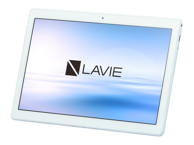 NEC タブレットPC(端末)・PDA LAVIE Tab E TE410/JAW PC-TE410JAW [OS種類:Android 8.1 画面サイズ:10.1インチ CPU:Snapdragon 450/1.8GHz 記憶容量:16GB] 【エントリーでポイント10倍以上!SS期間中】