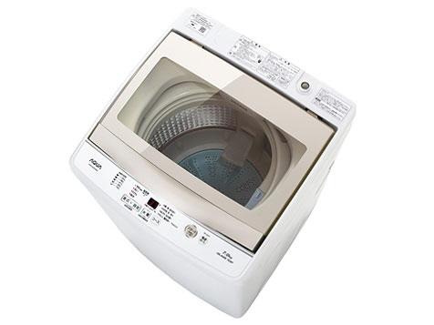 【代引不可】AQUA 洗濯機 AQW-GS70G [洗濯機スタイル:簡易乾燥機能付洗濯機 開閉タイプ:上開き 洗濯容量:7kg] 【】【人気】【売れ筋】【価格】