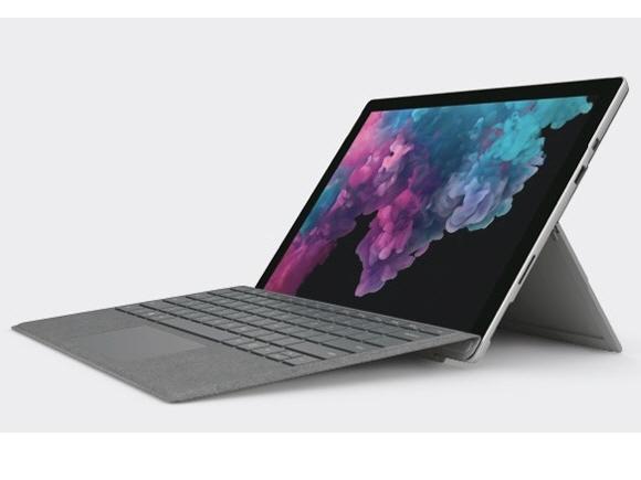 マイクロソフト ノートパソコン Surface Pro 6 タイプカバー同梱 LJM-00011 [OS種類:Windows 10 Home(April 2018 Update 適用済み) 画面サイズ:12.3インチ CPU:Core i5 8250U/1.6GHz 記憶容量:256GB] 【エントリーでポイント10倍以上!SS期間中】