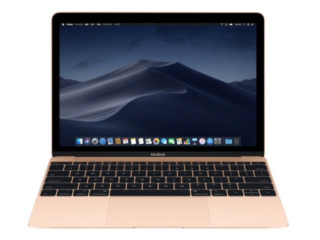 【ポイント5倍以上!最大3,000円OFFクーポン!9日~16日】 APPLE Mac ノート MacBook Retinaディスプレイ 1300/12 MRQP2J/A [ゴールド] [液晶サイズ:12インチ CPU:Core i5/1.3GHz/2コア ストレージ容量:SSD:512GB メモリ容量:8GB] 【】【人気】【売れ筋】【価格】