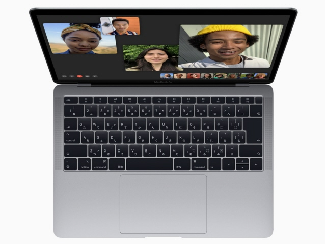 APPLE Mac notebook MacBook Air Retina display 1600/13 3 MRE82J/A [space  gray] [liquid crystalline size: 13 3 inches of CPU's: Core i5/1 6GHz/2 core