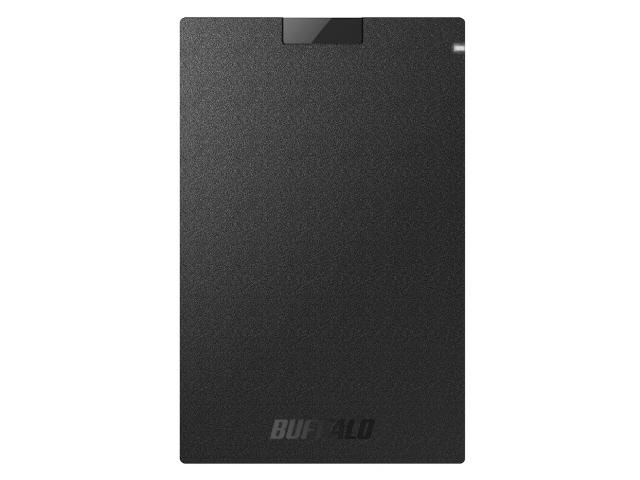 【キャッシュレス 5% 還元】 バッファロー SSD SSD-PGC240U3-BA [容量:240GB インターフェイス:USB] 【】 【人気】 【売れ筋】【価格】