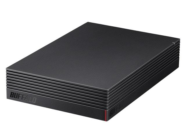 【キャッシュレス 5% 還元】 バッファロー 外付け ハードディスク HD-LDS3.0U3-BA [ブラック] [容量:3TB インターフェース:USB3.1 Gen1(USB3.0)] 【】 【人気】 【売れ筋】【価格】