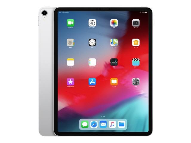 APPLE タブレットPC(端末)・PDA iPad Pro 12.9インチ Wi-Fi 64GB MTEM2J/A [シルバー] [OS種類:iOS 12 画面サイズ:12.9インチ CPU:Apple A12X 記憶容量:64GB] 【】【人気】【売れ筋】【価格】