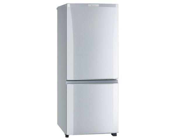 【代引不可】三菱電機 冷凍冷蔵庫 MR-P15D-S [シャイニーシルバー] 【】【人気】【売れ筋】【価格】