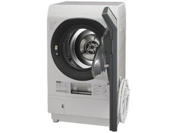 【代引不可】シャープ 洗濯機 ES-W111-SR [洗濯機スタイル:洗濯乾燥機 ドラムのタイプ:斜型 開閉タイプ:右開き 洗濯容量:11kg 乾燥容量:6kg] 【】 【人気】 【売れ筋】【価格】