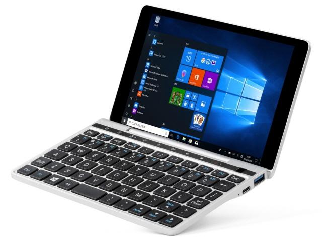 GPD ノートパソコン GPD Pocket 2 [液晶サイズ:7インチ CPU:Core m3 7Y30(Kaby Lake)/1GHz/2コア CPUスコア:3550 ストレージ容量:eMMC:128GB メモリ容量:8GB OS:Windows 10 Home 64bit] 【】【人気】【売れ筋】【価格】