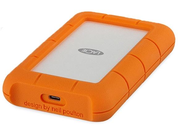 【キャッシュレス 5% 還元】 LaCie 外付け ハードディスク Rugged SECURE STFR2000403 [容量:2TB インターフェース:USB3.1 Gen1(USB3.0) Type-C] 【】 【人気】 【売れ筋】【価格】