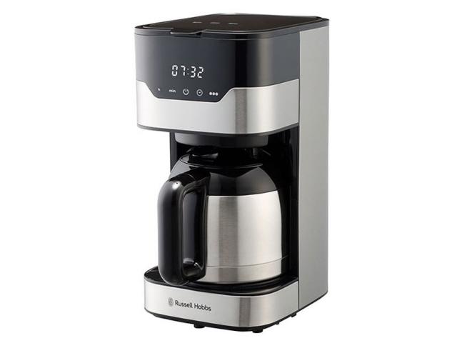 【キャッシュレス 5% 還元】 ラッセルホブス コーヒーメーカー GRAN Drip 7653JP [容量:8杯 フィルター:メッシュフィルター コーヒー:○] 【】 【人気】 【売れ筋】【価格】