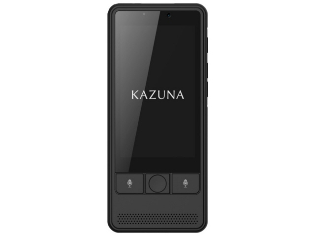 TAKUMI JAPAN 電子辞書 KAZUNA eTalk 5 [本体機能:翻訳機/タッチパネル/音声] 【】 【人気】 【売れ筋】【価格】