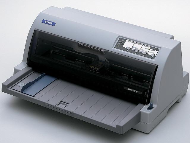【代引不可】EPSON プリンタ VP-F2000C0 [タイプ:ドットインパクト 最大用紙サイズ:A3 解像度:180dpi] 【】【人気】【売れ筋】【価格】