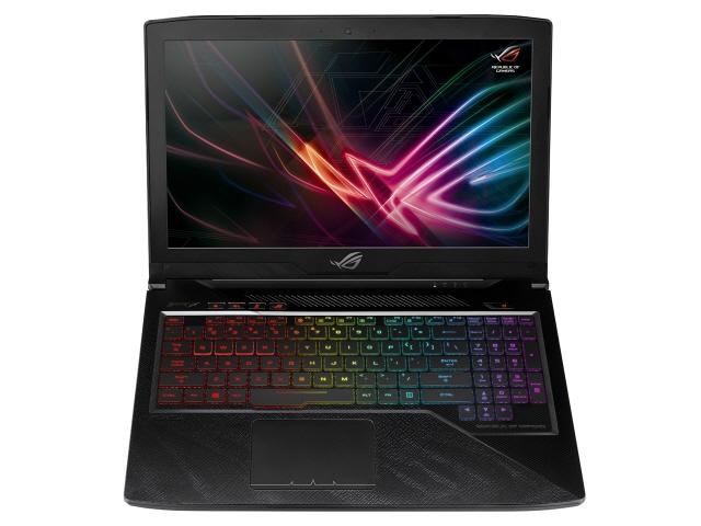 ASUS ノートパソコン ROG STRIX GL503GE HERO Edition GL503GE-HERO256 [液晶サイズ:15.6インチ CPU:Core i7 8750H(Coffee Lake)/2.2GHz/6コア CPUスコア:12479 ストレージ容量:ハイブリッドHDD:1TB/SSD:256GB メモリ容量:16GB OS:Windows 10 Home 64bit]