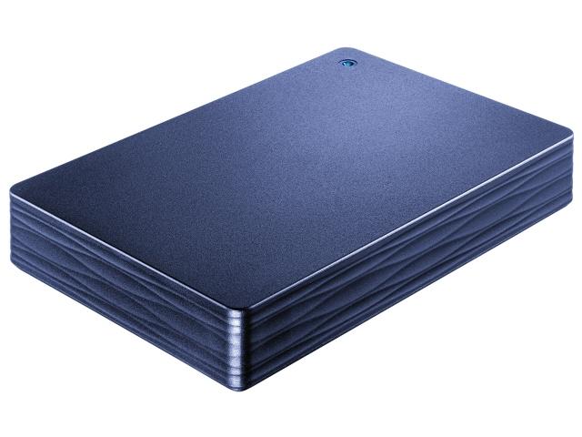 【キャッシュレス 5% 還元】 IODATA 外付け ハードディスク HDPH-UT2DNVR [ミレニアム群青] [容量:2TB インターフェース:USB3.1 Gen1(USB3.0)] 【】 【人気】 【売れ筋】【価格】