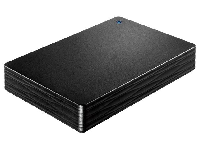【キャッシュレス 5% 還元】 IODATA 外付け ハードディスク HDPH-UT2DKR [ブラック] [容量:2TB インターフェース:USB3.1 Gen1(USB3.0)] 【】 【人気】 【売れ筋】【価格】