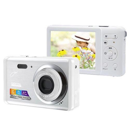 ジョワイユ デジタルカメラ JOY500FESWH [備考:顔検出/パノラマ] 【】 【人気】 【売れ筋】【価格】