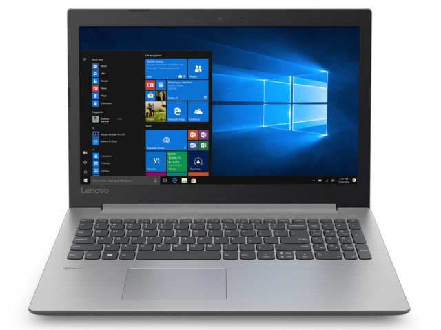 【キャッシュレス 5% 還元】 Lenovo ノートパソコン Ideapad 330 81D2001MJP [プラチナグレー] [画面サイズ:15.6インチ CPU:AMD Ryzen 7 2700U/2.2GHz/4コア CPUスコア:7406 ストレージ容量:SSD:256GB メモリ容量:8GB OS:Windows 10 Home 64bit]