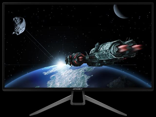 【キャッシュレス 5% 還元】 JAPANNEXT 液晶モニタ・液晶ディスプレイ JN-32MV144FHD [32インチ] [モニタサイズ:32インチ モニタタイプ:ワイド 解像度(規格):フルHD(1920x1080) 入力端子:DVIx1/HDMIx1/DisplayPortx1]